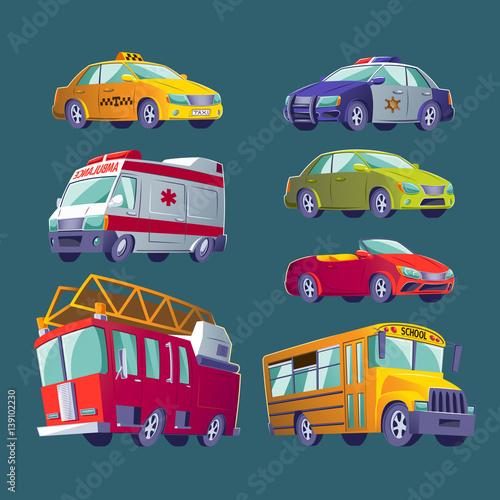 pojazdy-specjalne-na-zielonym-tle