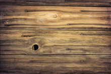 Weathered Grained Wood Of Old ...