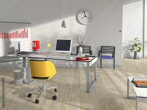 Interieur Bureau Entreprise Et Decoration Buy This Stock