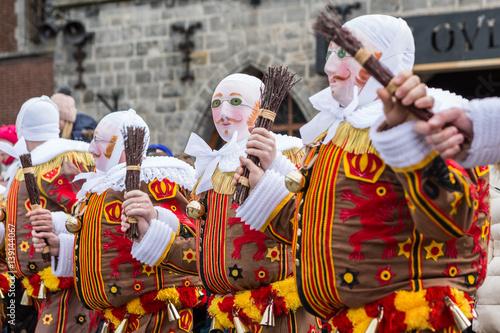 Photo  Carnaval de Binche