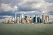 Lower Manhattan Skyline - New York, USA