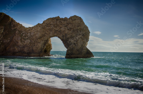 Durdle Door Poster
