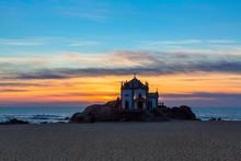 Chapel Senhor Da Pedra At Mira...