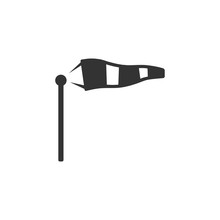 BW Icons - Windsock