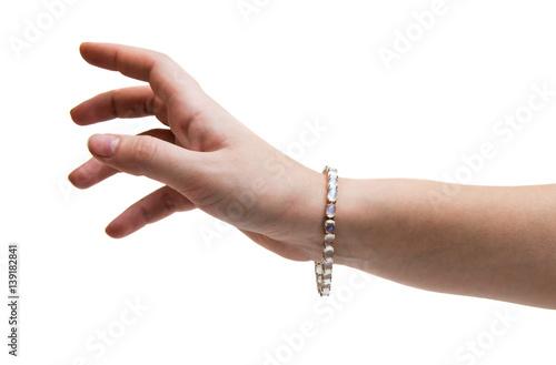 Fényképezés moonstone bracelet