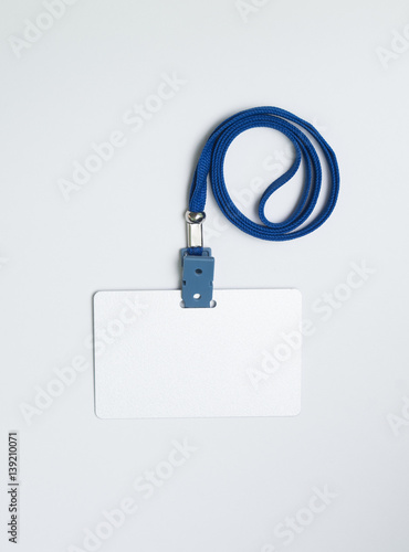 lanyard and badge conference badge blank badge template in plastic