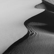 Sand Dunes Morocco Desert In M...