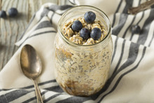 Healthy Homemade Overnight Oat...