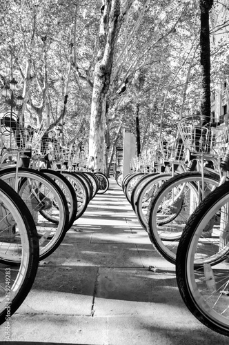 Parking de bicicletas