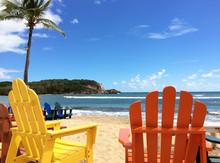 Summer Holiday Beach Chairs