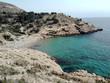 Playa turquesa escondida, Benidorm,España