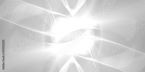 In de dag Fractal waves Abstract fractal background