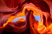 Antelope Canyon Natural Rock F...