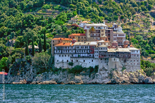 Photo Gregoriou monastery, Mount Athos