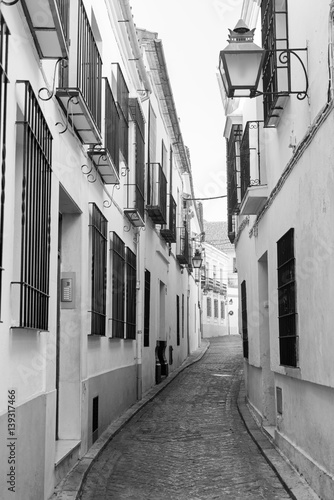 Fototapeta na wymiar Cordoba (Andalucia, Spain): street