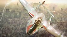 Militärflugzeug Fliegt Schnel...