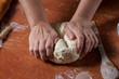 prepared dough