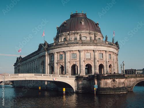 Poster Berlin bodemuseum berlin