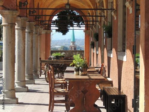 Fotografija  Udine - Castle restaurant