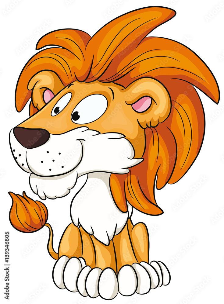sternzeichen löwe zum ausmalen  malvorlagen