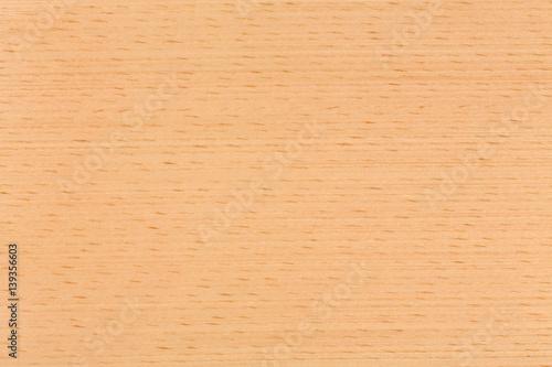 Cuadros en Lienzo Beech veneer, natural wooden background on macro.