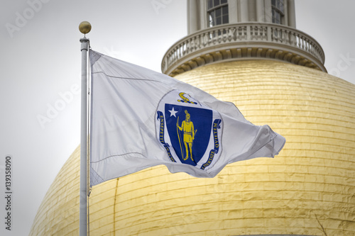 Cuadros en Lienzo Massachusetts State House Dome