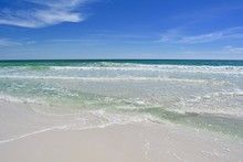 Destin Beach Scene
