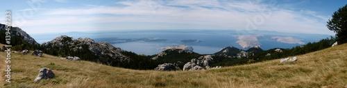 Fotografie, Obraz  Velebit view