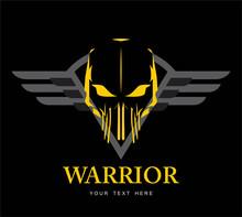 Skull Emblem, Skull Wing .
