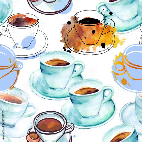 jednolite-wzor-kawy-akwarela-i-atramentu