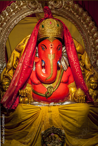 Ganesha the Lord of Success Poster