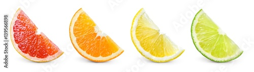 Citrus fruit Wallpaper Mural