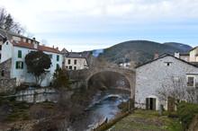 Pont De Saint-Jean-de-Bruel