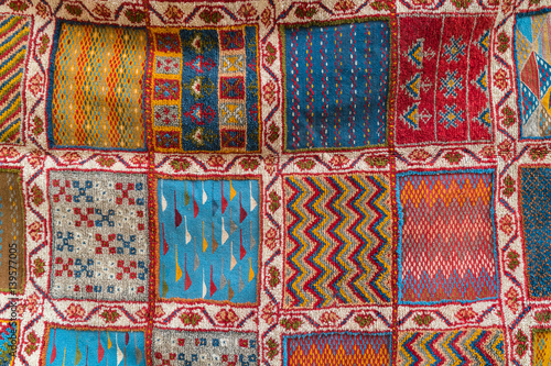 Morocco carpet , famous product  in Morooco