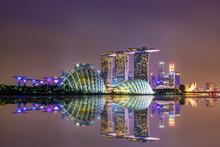 Singapore Skyline. Singapore`s...