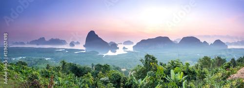 Island Thailand Fototapet