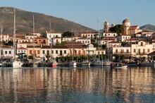 Town Of Galaxidi