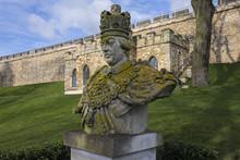 King George III Statue At Linc...