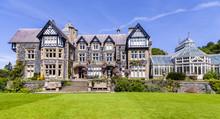 Victorian House Set In A Beautiful Garden