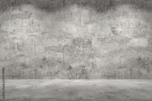 empty-wall-concrete-wall-and-floor-with-lights-empty-space-for-your-design-digital-generating-image