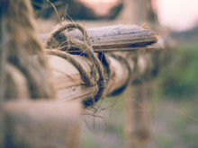 Bamboo Scaffold Detail