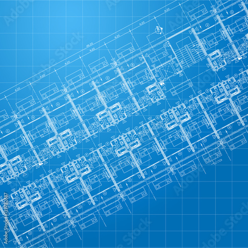 Urban blueprint architectural background part of architectural urban blueprint architectural background part of architectural project architectural plan technical project malvernweather Image collections