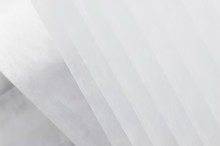 Background Of Translucent Whit...