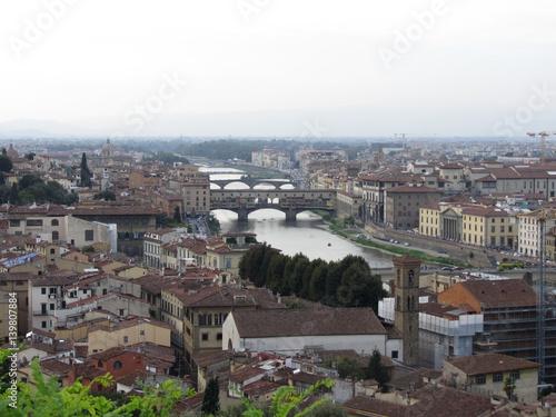 Foto op Aluminium Florence scenes