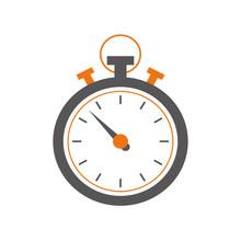 Sport Chronometer Timer Icon V...