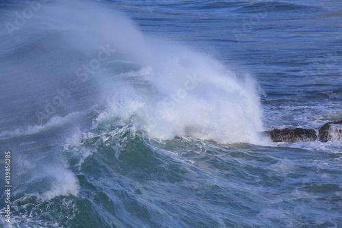 Poster Mer / Ocean Sea wave