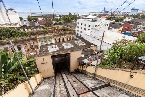 Fotografija  Favela, Salvador de Bahia