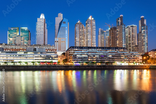 Keuken foto achterwand Buenos Aires Puerto Madero, Buenos Aires