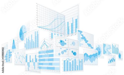 Photo グラフ チャート 表