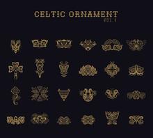 Celtic Ornament Set